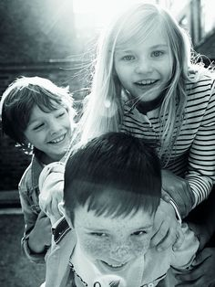 Pepe Jeans Kids SS12 Campaign