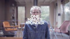 One Minute Wonder 16 - Johan Kramer on Vimeo