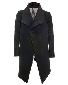 Wool coat - Boris Bidjan Saberi