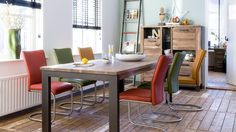 The Orion range of dining room and occasional furniture is a contemporary design, handmade using traditional methods and is made from solid Kikar wood and veneers. Home Center, Table, Home, Furniture, House Interior, Dining, Dining Table, Occasional Furniture, Outdoor Furniture Sets