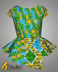 I really like african fashion outfits African Fashion Ankara, Latest African Fashion Dresses, African Dresses For Women, African Print Dresses, African Print Fashion, Africa Fashion, African Attire, African Wear, African Print Peplum Top