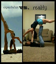 16 best yoga fails images  yoga workout humor yoga poses