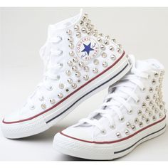 37 Best Studs Converse images   Studded converse, Rare