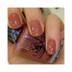 See this and similar OPI nail polish - Jamie Warmanberg posted My new Nail Color today. OPI - Dulce de Leche to his -make up tips- postboard via the Juxtapost b...