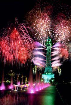 4th of July Fireworks Cincinnati 2016 - Fourth of July Celebrations