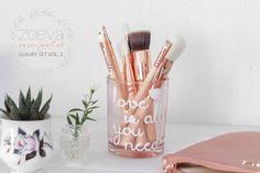 Zoeva Rose Gold Set Vol 2 beauty haul {zoeva, maybelline & rimmel} - cara fay | south african blogger
