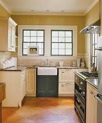 Country Cottage Kitchen Accessories Cool Square Patterned Tiles Floors Small Design Ideas White Table L Shaped Finish Wooden Cabinets Cabinet Wood Carcass Sizes Cottage Kitchen Cabinets, Kitchen Cupboard Designs, Kitchen Cabinet Styles, Cottage Kitchens, Kitchen Decor, Kitchen Ideas, Kitchen Planning, Kitchen Inspiration, Kitchen Layout