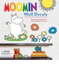 It might be nice to decorate a classroom with moomintrolls and tiny hattifatteners