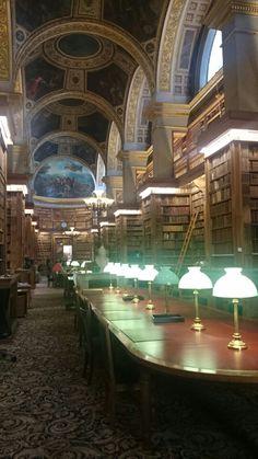 La #bibliothèque de