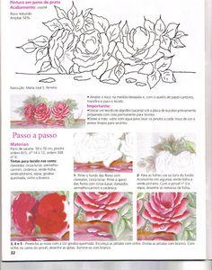 faça ja pintura em tecido nº13 - Thaise Fernandes - Álbuns da web do Picasa