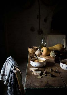 Zuppa autunnale - ph by Ilaria Guidi Best Food Photography, Life Photography, Shape Photography, Sweet Home, Food Blogs, Fall Recipes, Food Styling, Food Art, Love Food