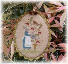Madam Cottontail 2 1