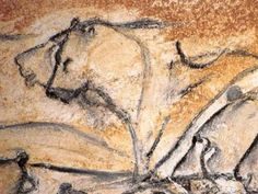 cave painting from lascaux france paintings pinterest. Black Bedroom Furniture Sets. Home Design Ideas