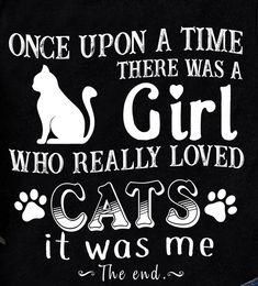 Once upon a time there was a girl who really loved cats... PurritoCat