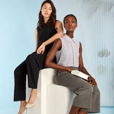 The 10 Best Sustainable Luxury Fashion Brands for 2021 Fashion Brands, Luxury Fashion, Eco Clothing, Slow Fashion, Sustainable Fashion, Sustainability, Ready To Wear, Jumpsuit, Normcore
