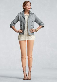 CAbi Spring 2013 LookBook - Carol Anderson By Invitation