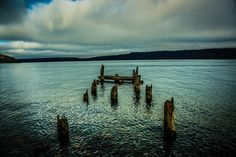Old Dock on Lake Wakatipu by Stuck in Customs, via Flickr