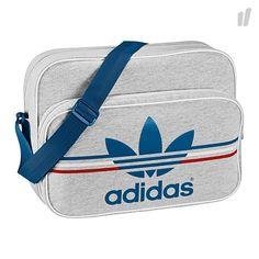 Adidas Airline Jersey Bag - http://www.overkillshop.com/de/product_info/info/9052/