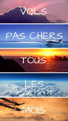 Vous souhaitez partir en vacances, en voyage, en week-end ? Mais vous cherchez des vols pas chers, des billets d'avion pas chers pour votre prochaines destination ? Que se soit des îles paradisiaques, des déserts, des glaciers ou la jungle, je vous livre tous les mois des bons plans pour des destinations à moindre coût, au départ de Paris, Marseille, Nice, Montpellier et d'autres #billetavion #avion #vol #economie #pascher #voyage #voyager #monde