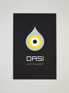 Oasi, graphic design