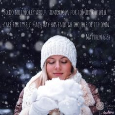 Calm for the Christmas Stress - Essential Thing Devotions Bible Verses Quotes, Encouragement Quotes, Christmas Devotions, Matthew 6 34, Christmas Tress, 70th Anniversary, Stress Less, Knowing God, Daily Devotional