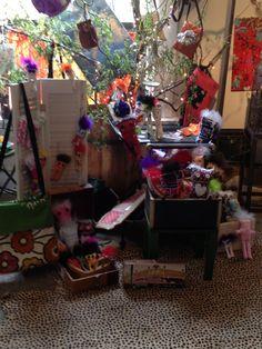Ugg Lee Dolls on display at Kindred Spirit Style.
