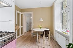 My home is for sale - a minimal apartment with a brand new bathroom, a spacious kitchen and newly sanded hardwood floors in an amazing location. Spacious Kitchens, Two Bedroom, Minimal Apartment, Bright Homes, Interior, Minimalism, New Homes, Beautiful Homes, Scandinavian Decor