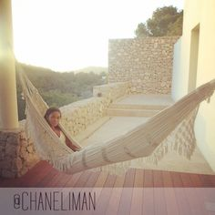 Chanel Iman Ibiza retreat Memorial Day