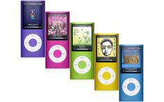 Apple iPod Nano 8 GB 4th Generation (Choice of 4 Colors) | $69