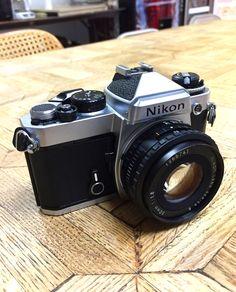 Camera Nikon, Camera Gear, Vintage Cameras, Best Camera, Casio Watch, Binoculars, Cinema, Photo And Video, Lens