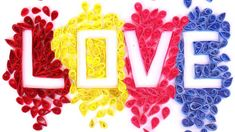 Create Beautiful Quilled Letter Art  - Crafts - Guidecentral