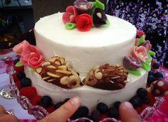Wedding cake カップルゆかりのヘッジホッグ