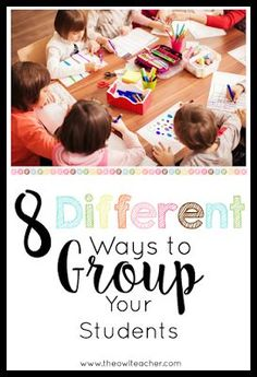 Ah, groups. Students learn best in them - or do they? In my classroom, I started noticing something... When I'd say get into groups of four (or the like), they immediately gravitated toward the… More