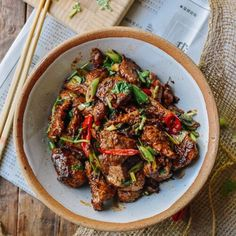 This cumin lamb recipe is our take on a classic dish from Xinjiang, China. It's not hard to make an authentic plate of cumin lamb in your home kitchen! Meat Recipes, Indian Food Recipes, Asian Recipes, Cooking Recipes, Healthy Recipes, Ethnic Recipes, Ramen Recipes, Broccoli Recipes, Turkish Recipes