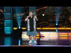 """""""The President"""" - Gabriel Iglesias (from my I'm Not Fat... I'm Fluffy comedy special)"""