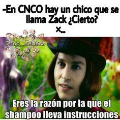 CNCO Memes [2]© - Súbemela - Wattpad
