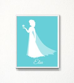 Hey, I found this really awesome Etsy listing at https://www.etsy.com/listing/203455551/disney-frozen-elsa-silhouette-print-8x10