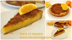 ¡Más que fácil! #Tarta de #naranja receta y vídeo paso a paso. #golosolandia http://www.golosolandia.com/2016/03/tarta-de-naranja.html
