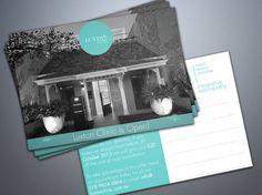 Custom Postcard Design  Bespoke Postcard Design  by DalixStudios, £19.99
