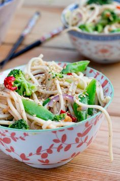Using shirataki noodles, this would be around 200 calories per portion.