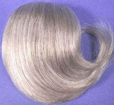 LITTLE-FILL-IN Clip On Wiglet Hairpiece Wig #56 GRAY/10% BROWN by MONA LISA by WIG MAGIC USA. $10.95. In color #56 gray with 10% chestnut brown as shown. Presto!