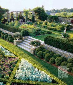 Garden Design - May 2008 Diy Garden, Dream Garden, Shade Garden, Formal Gardens, Outdoor Gardens, Rooftop Gardens, Landscape Architecture, Landscape Design, Sustainable Architecture