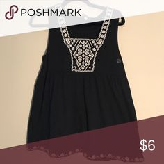 NWT H&M boho top Adorable top.  Cute with distressed jeans!  Festival ready! H&M Tops Tank Tops