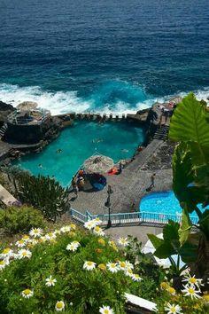 La Palma, Spain Beautiful Sites, Beautiful Islands, Beautiful Places, Places To Travel, Places To See, Travel Destinations, Tenerife, La Palma Travel, Backpacking Spain