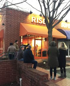 First Take Rise Morrisville And Cameron Village For Better Biscuits Donuts