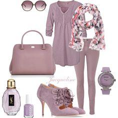 """""""lilac"""" by jckallan on Polyvore"""