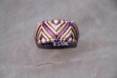 yubinuki - embroidery thimble ring