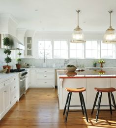 A bright and airy #kitchen