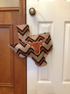 Hook em horns! And no I didn't forget a bow, this is my first order for a man!!!