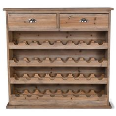 Contemporary Dining Room Furniture. Cotswold Reclaimed Wood Wine Rack Sideboard is made using 100% FSC Certified Wood. Solid Wooden Sideboard Free UK Delivery!